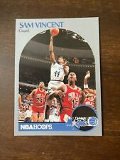 1990-91 Hoops Michael Jordan / Sam Vincent  # 223 Chicago Bulls Hall of Fame