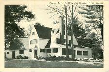 Eliot, ME Green Acre Fellowship House