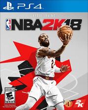 NBA 2K18 PS4 [Factory Refurbished]