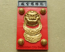China Beijing Forbidden City The Palace Museum Dragon Souvenir 3D Fridge Magnet