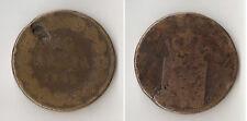 New listing Greece 10 lepta 1845 Rare!