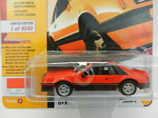 2018 Johnny Lightning *CLASSIC GOLD 2B* BITTERSWEET 1982 Ford Mustang GT NIP