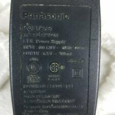 Genuine Panasonic AC Adaptor Phone Power Supply PQLV219 120V 60HZ 100mA 500mA
