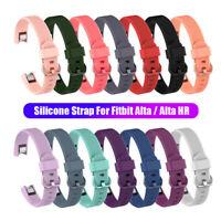 Ersatz Armbänder Gurtband Armband für Fitbit Alta / Alta HR Silicon Watch Band