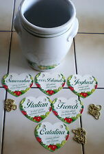 Spülmaschinenfeste Schüsseln mit Blumenmuster