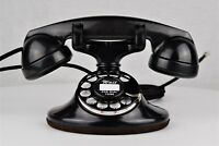 Vintage Original Western Electric 202 Rotary Dial Telephone -  Fully Restored