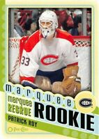 LOOKER! PATRICK ROY O-PEE-CHEE OPC MARQUEE ROOKIE CARD MONTREAL CANADIENS