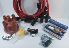 VW TUNE UP KIT 009 BUG GHIA BUS BUGGY RED. BOSCH BERU AIR-COOLED VOLKSWAGEN