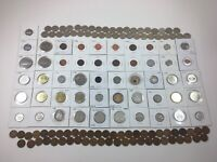 Large Lot of Canadian Coins Canada Coin Collection Lot 1030