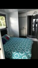 Portable Granny Flat, New, Kitchen and Bathroom, Furnished 2 Sizes