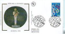FDC - FRANCE 3166 - FETE DE LA MUSIQUE 1998