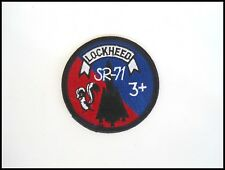 LOCKHEED SR-71 BLACKBIRD SKUNK WORKS NASA USAF SQUADRON MILITARY PATCH AIR FORCE
