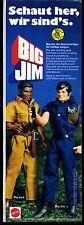 Big Jim--Schaut her wir sind`s -- Big Jack--Big Jim--Mattel--Werbung von 1978--