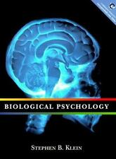 Biological Psychology by Stephen B. Klein (1999, Hardcover)
