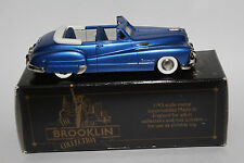 Brooklin Models 1948 Buick Roadmaster Convertible,  1/43 scale with Box