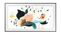 """Samsung The Frame QN65LS03 65"""" 4K QLED Smart TV - Charcoal Black"""