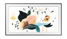 """Samsung The Frame QN65LS03T 65"""" 4K QLED Smart TV - Charcoal Black"""
