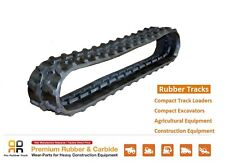 Rubber Track 230x72x42 CHICKUSUI/CANYCOM BFK808 BFY901 CC800-1 808 excavator