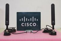Cisco EHWIC-4G-LTE-V & 2 SET OF 4G-LTE-ANTM-D ANTENNA W/ 4G-AE010-R CABLE BUNDLE