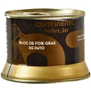 2x Foie Gras Bloc Canard sud-ouest 150g Duck Liver French Luxuary Food Gourmet