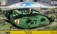 COBI Mark I (2972) - 605 elem. - WWI British tank