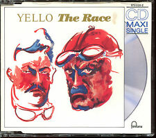 YELLO - THE RACE - CD MAXI [3066]