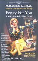 Peggy For You, Comedy Theatre, 2000, 12.5 x 20 Inch Original Poster