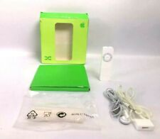 Apple iPod Shuffle A1112 USB First Generation 512MB White MP3 Player #5258