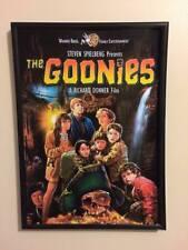 - THE GOONIES MOVIE Film Framed Poster Print 260gsm