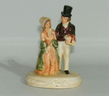 1958 Sebastian Miniatures Victorian Couple Figurine