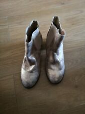 Atmosphere Shiny Boots Size 6