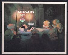 Grenada Stamp - 80 Christmas-Snow White Stamp - NH