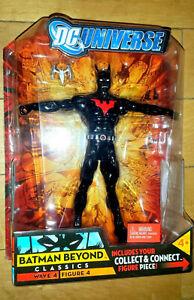 """Batman Beyond DC Universe Classics Wave 4 Masked Variant action figure 6"""" Inch"""
