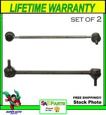 *NEW* SET Heavy Duty K90311 & K90312 Suspension Stabilizer Bar Link Kit Front