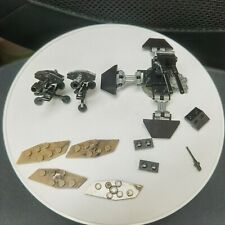 Mega Bloks halo MOC Mixed Parts Pieces weapons Building Blocks Bricks DIY TOY