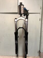 "Marzocchi MZ Comp 120mm Travel Fork, 1 1/8 6.6"" Steerer, QR, 26"" Wheels"