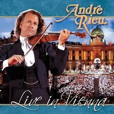 André Rieu, Johann Strauss Orchestra Netherlands - Live in Vienna [New CD]