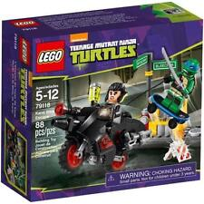 LEGO TNMT 79118 Karai Bike Escape NEW NEUF SEALED teenage mutant ninja turtles
