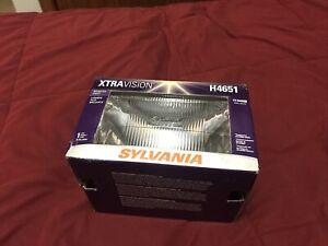 Sylvania XtraVision - 1 Pack - H4651XV Light Bulb Fog Daytime Running High Beam