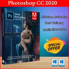 Photoshop CC 2020 Full Version V21.1 ✅ Windows ✅ Lifetime Activation ✅