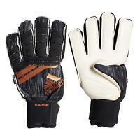 reputable site e634e 8f300 Adidas Predator 18 FS Pro Soccer Goalie Gloves CF1335 - Black, Copper (NEW)
