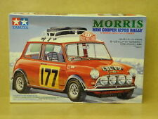1:24 MORRIS MINI COOPER 1275S RALLY Tamiya 24048