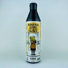 1 Bottle Nonna Pia's Classic Balsamic Glaze Vinegar of Modena,12.85 oz Fresh