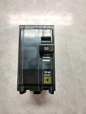 Square D QO230 2-Pole 30-Amp 120/240V Plug-In Circuit Breaker