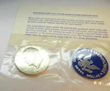 💵 1971-S EISENHOWER SILVER DOLLAR UNCIRCULATED COIN IN ORIGINAL PACKAGING!