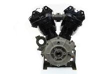 """1941-1947 Harley Davidson Replica 74"""" Knucklehead FL Cylinder Set Casting Marks"""