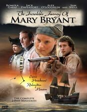 The Incredible Journey of Mary Bryant. The Complete 2 Part Miniseries. DVD(2013)