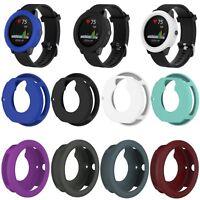Silikon Gummi Schutz Hülle Case Cover Tasche für Garmin Fenix 5 5X GPS Sport Uhr