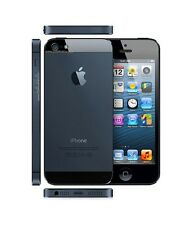 Brand New Apple iPhone 5 32GB Black Factory Unlocked (Imported)