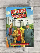 More details for **cast signed** only fools and horses 'the bible of peckham' john challis signed